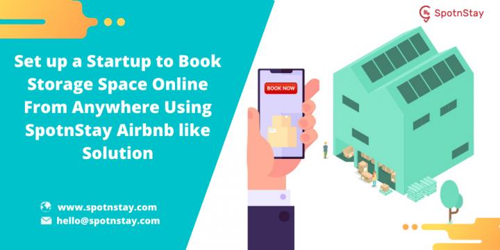 Book Storage Space Online