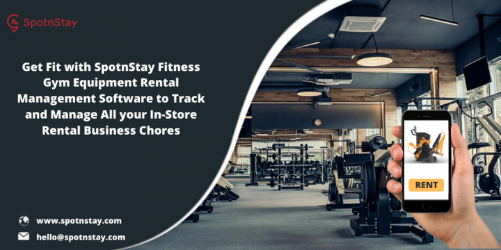 Gym Equipment Rental Software Archives Latest Updates On On Demand Vacation Rental Booking Industry Tips Trends And Growth Stats