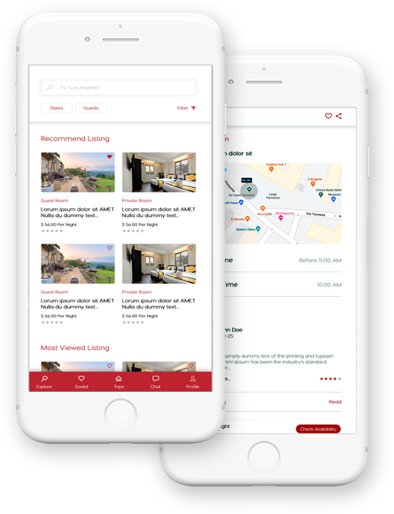 why use our Airbnb clone app?